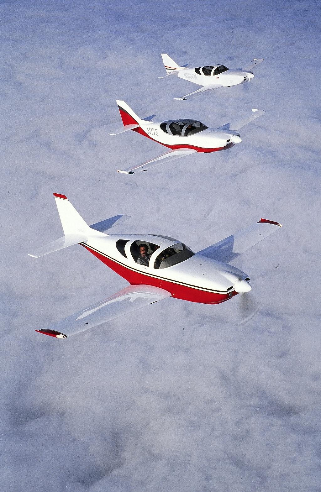 Glasair Formation Flight